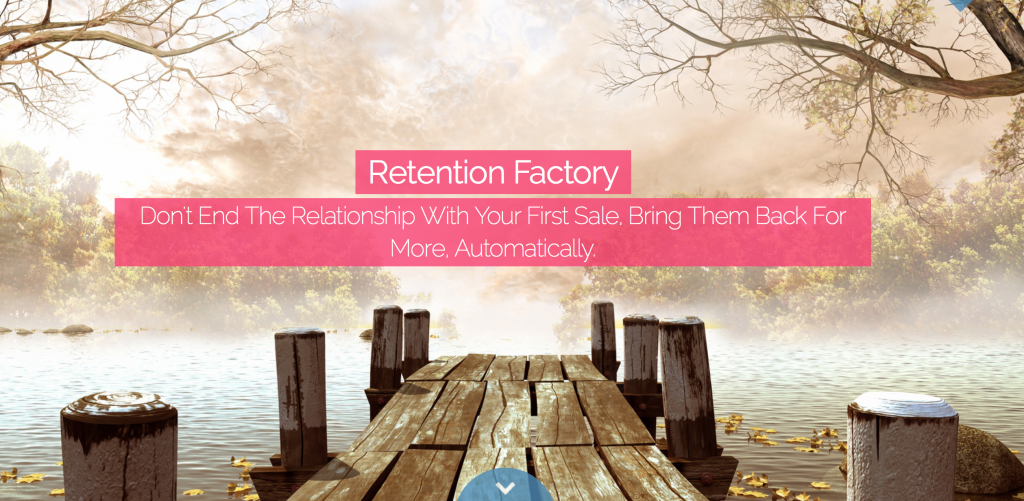 retention factory
